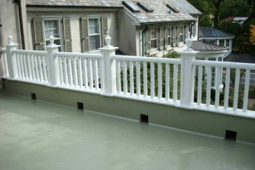 Fiberglass Decks